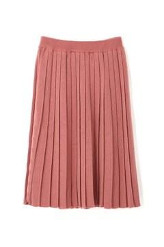 【先行予約_9月中旬入荷予定】プリーツニットスカート