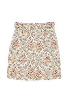 《EDIT COLOGNE》ベルト付ゴブランスカート