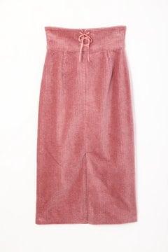 【Ray11月号掲載】《EDIT COLOGNE》レースアップタイトスカート