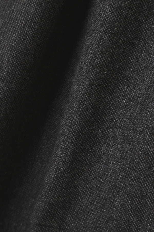 《BLANCHIC》ツィード刺繍ワイドパンツ