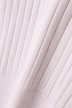 《EDIT COLOGNE》シフォン刺繍ニット