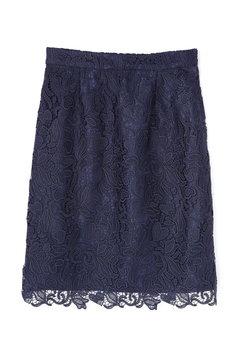 リーフハートケミカルスカート