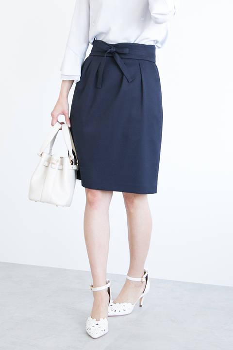 ドビーコルセットタイトスカート