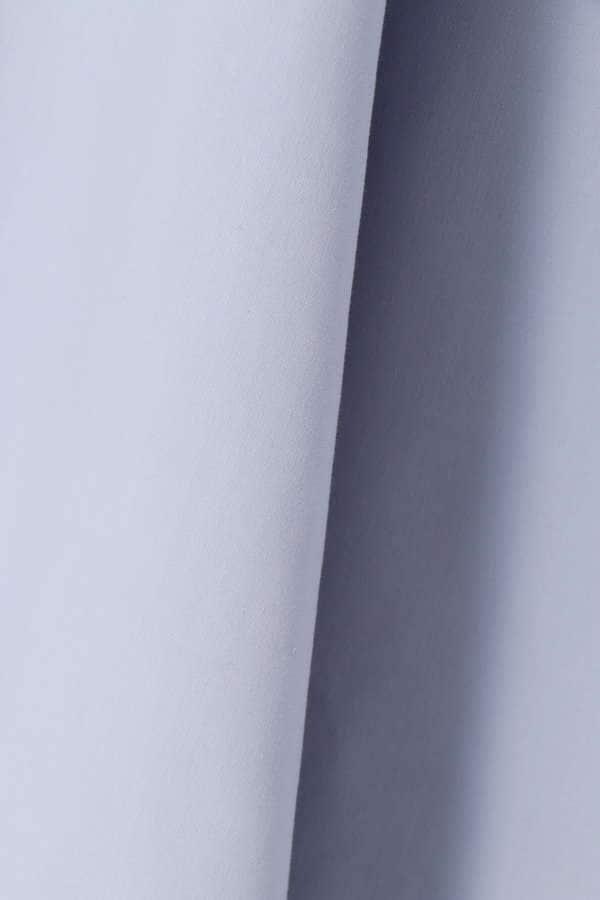 タイプライターベルト付きフレアースカート