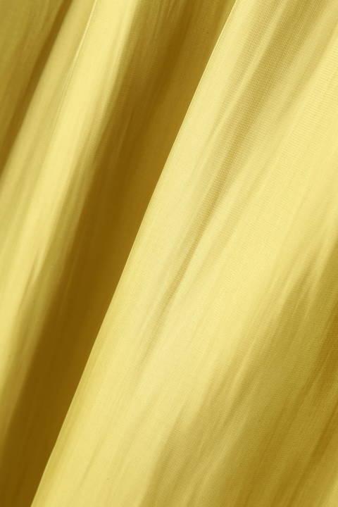《BLANCHIC》シャイニーランダムヘムスカート