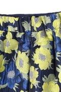 《BLANCHIC》ジャガードフレアスカート