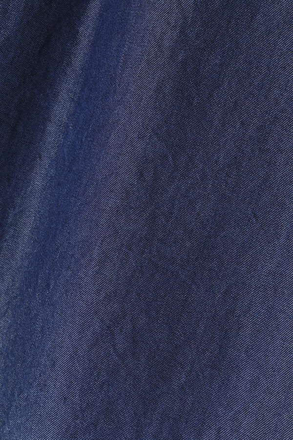 《BLANCHIC》テンセルデニムスカート