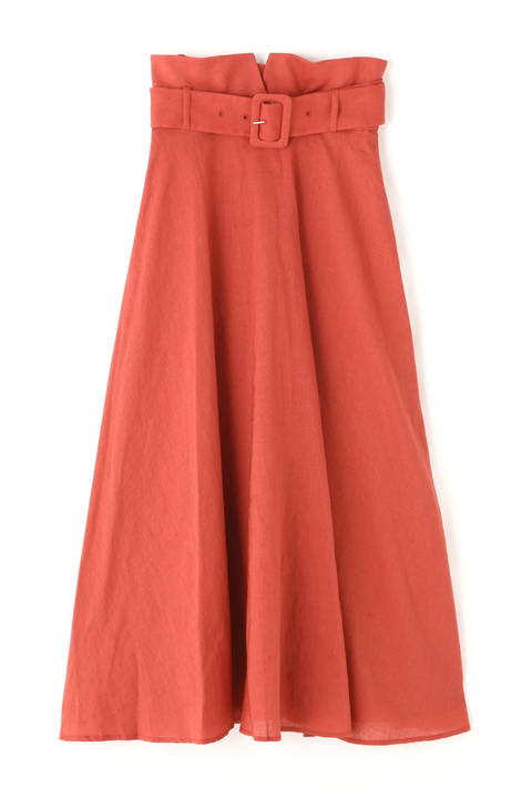《BLANCHIC》麻サマースカート