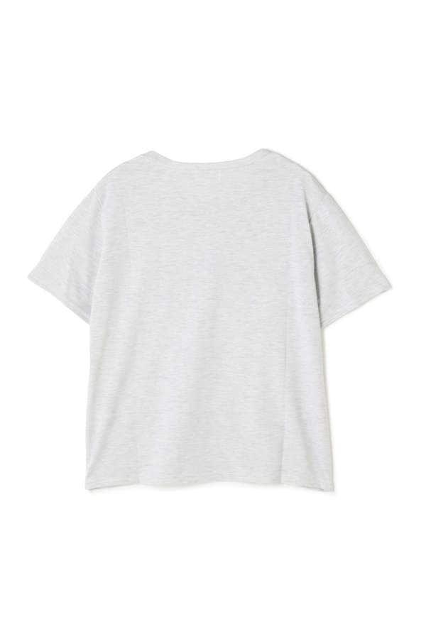 《BLANCHIC》ロゴTシャツ