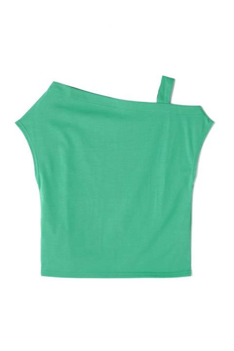 《BLANCHIC》ワンショルTシャツ