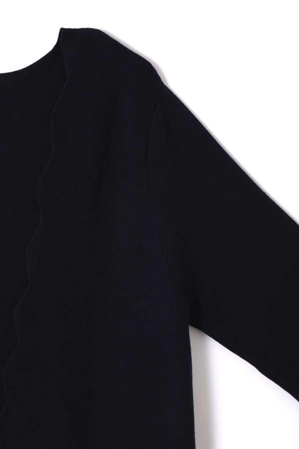 【美人百花4月号掲載】スカラロングカーディガン