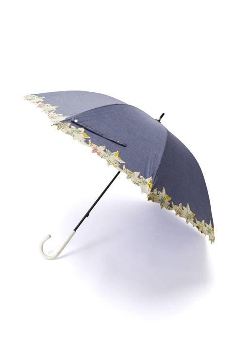 フラワースカラップ長傘