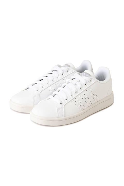 《BLANCHIC》《adidas》クラウドフォームバルクリーンWスニーカー