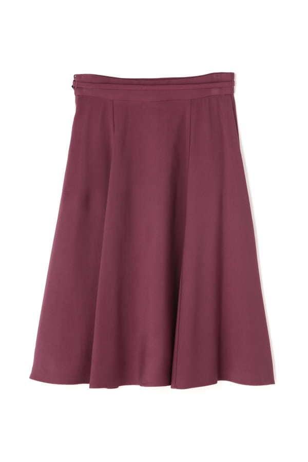 オータムカラースカート