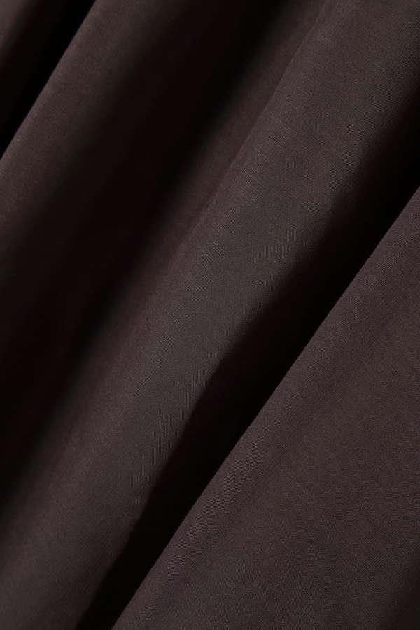 【cancam7月号掲載】ブライトスパンボイルスカート