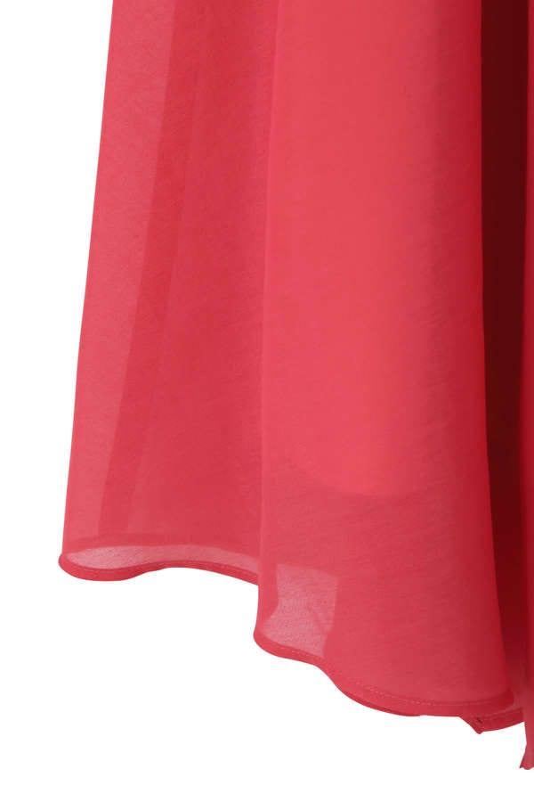 ブライトスパンボイルスカート