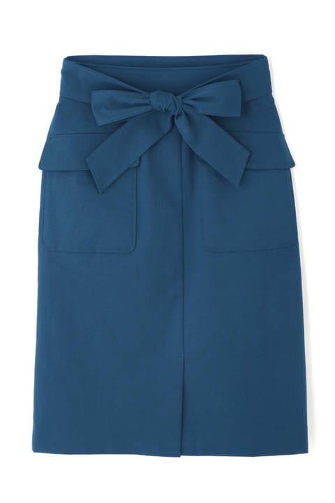 ウエストリボンカーゴスカート