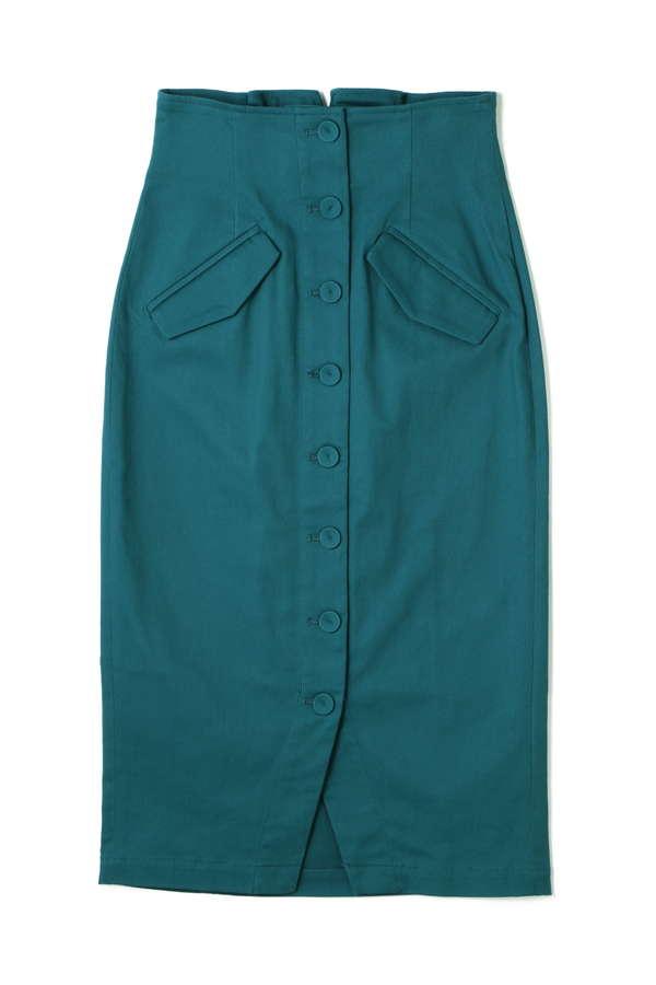 《EDIT COLOGNE》スリットタイトスカート