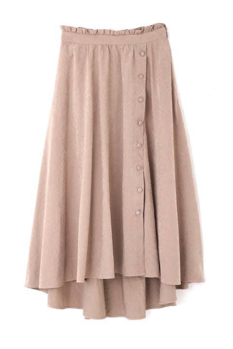 《EDIT COLOGNE》レースインフレアースカート