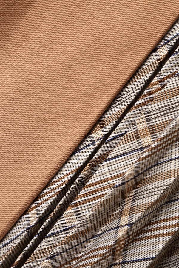 《BLANCHIC》ランダムプリーツスカート