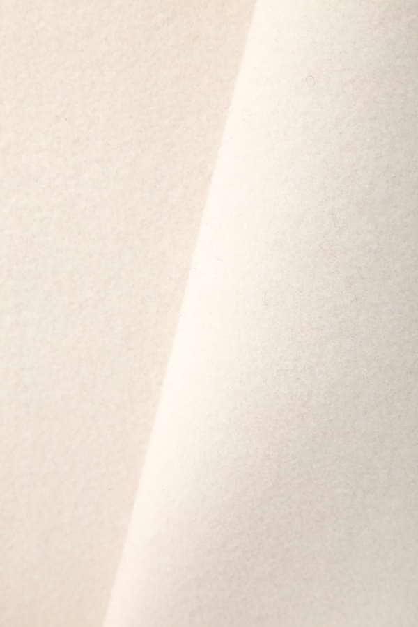 【CanCam1月号掲載】ファーポケットノーカラーコート