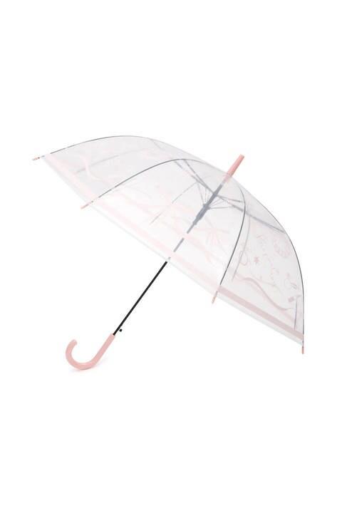ガールズモチーフビニ傘