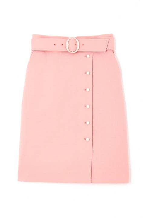 プテラノブッチャーパール付きタイトスカート