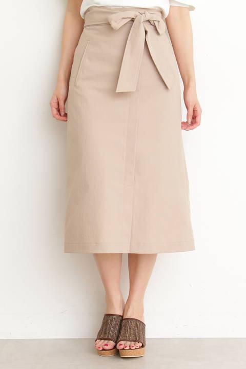 【先行予約4月中旬-下旬入荷予定】ユニオンテックツイルロングスカート