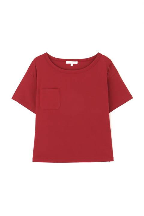 ポケットディティールTシャツ
