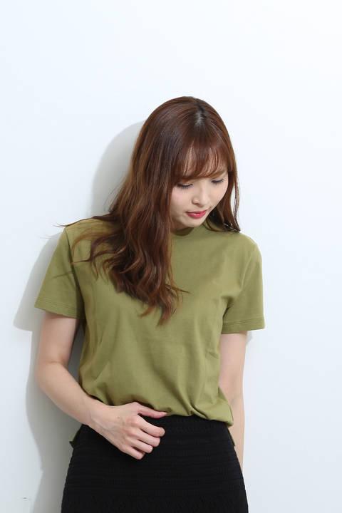 《BLANCHIC》クルーネックTシャツ