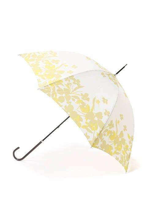 2トーンフラワー長傘