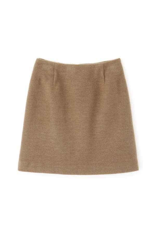 |CanCam 11月号掲載|台形ミニスカート