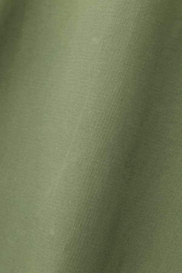 サスペンダー付きワークタイトスカート