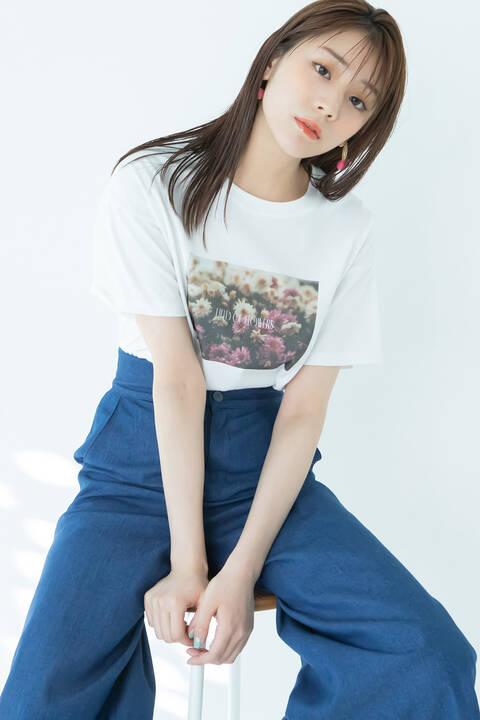 スローガンTシャツ