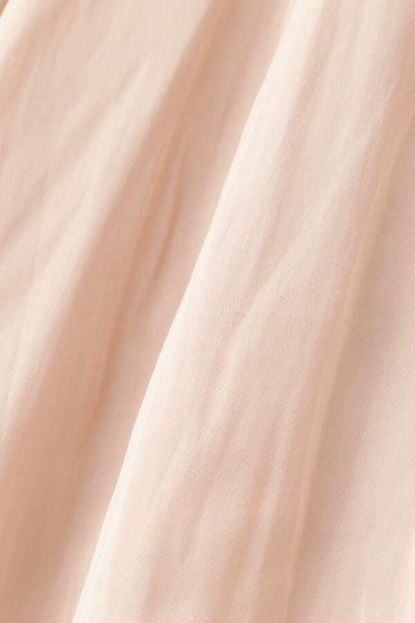 【田中 みな実さん着用 美人百花10月号掲載商品】ハイネックボリュームブラウス