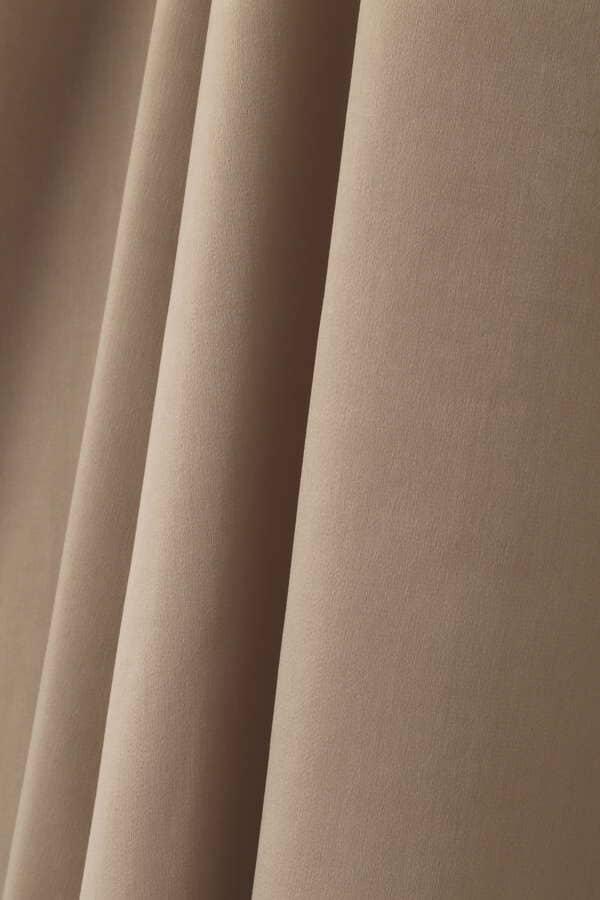【田中 みな実さん着用 美人百花10月号掲載商品】レイヤードサテンワンピセット