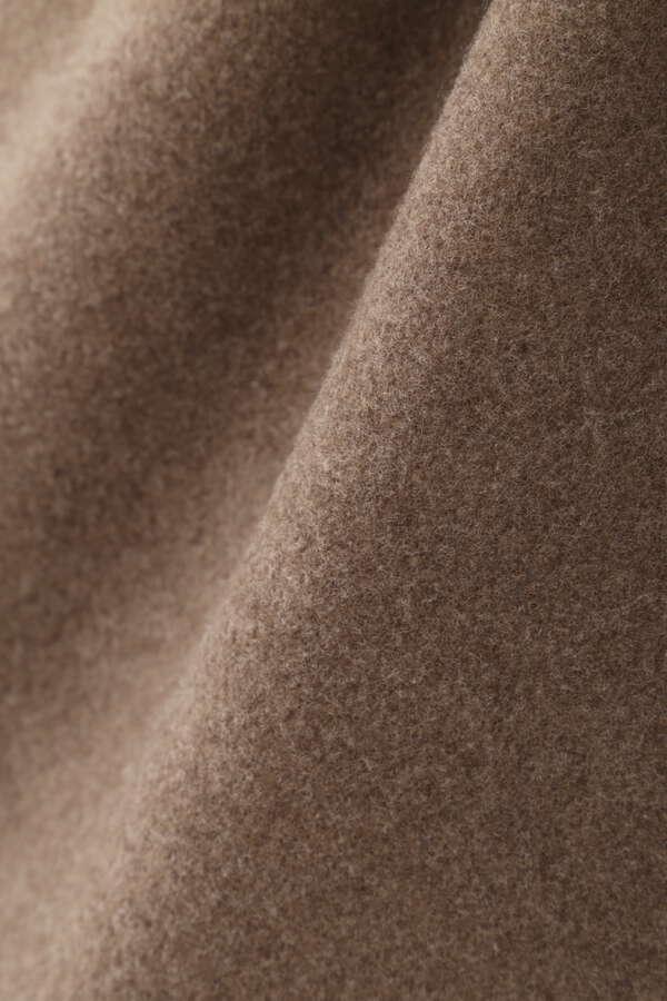 【田中 みな実さん着用 美人百花10月号掲載商品】ライトフーディジャケットコート
