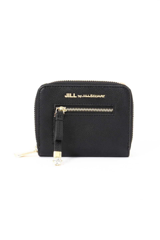 【公式/JILL by JILLSTUART】セルフカラーウォレットシリーズ(折財布)/女性/ポーチ・財布/ブラック/サイズ:FR/