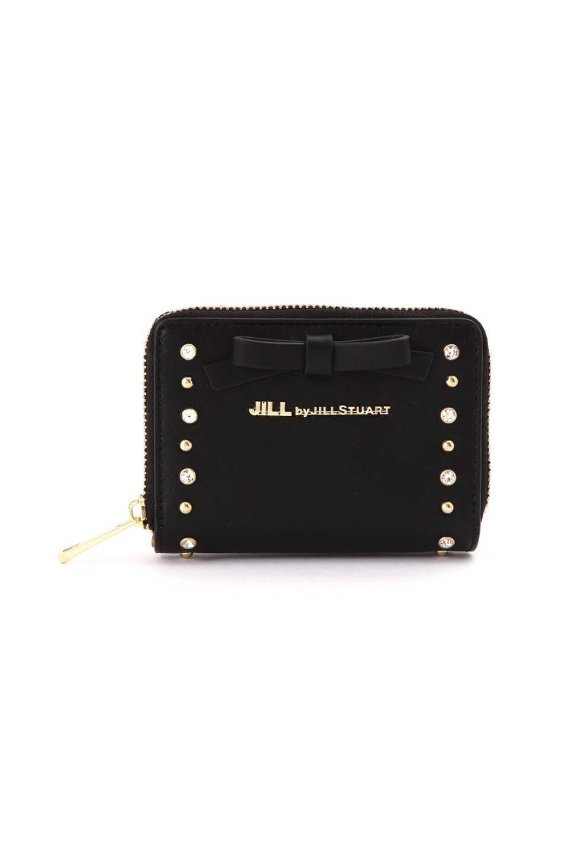 【公式/JILL by JILLSTUART】アクトレスウォレット/女性/ポーチ・財布/ブラック/サイズ:FR/