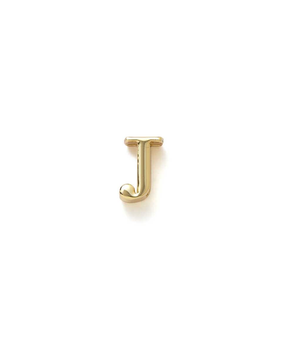 【公式/JILL by JILLSTUART】〈イニシャルカスタムシリーズ〉コンバーチブル チャーム(メタルイニシャル)/女性/その他小物/J/サイズ:FR/