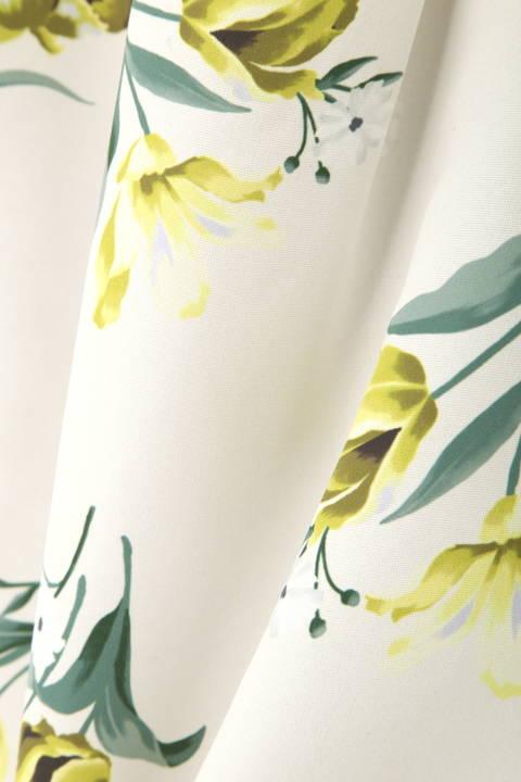 【CanCam 3月号掲載】チューリップスワール スカート