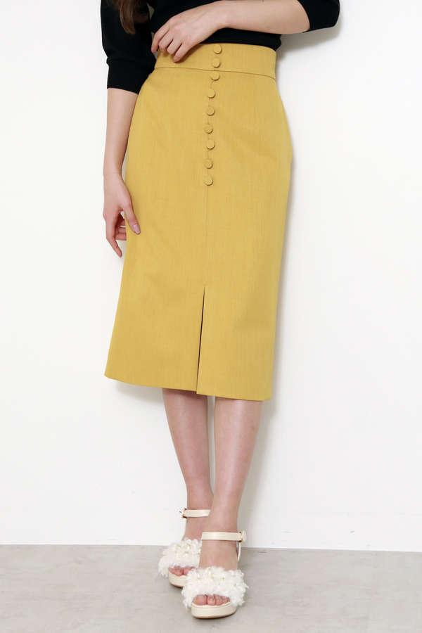 カラータイト スカート