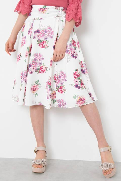 ブルームトロピック スカート