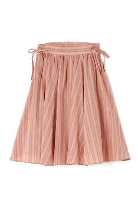 ルーシーストライプスカート