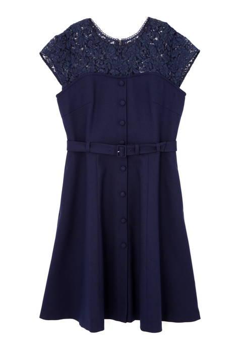 シアヨーク ドレス