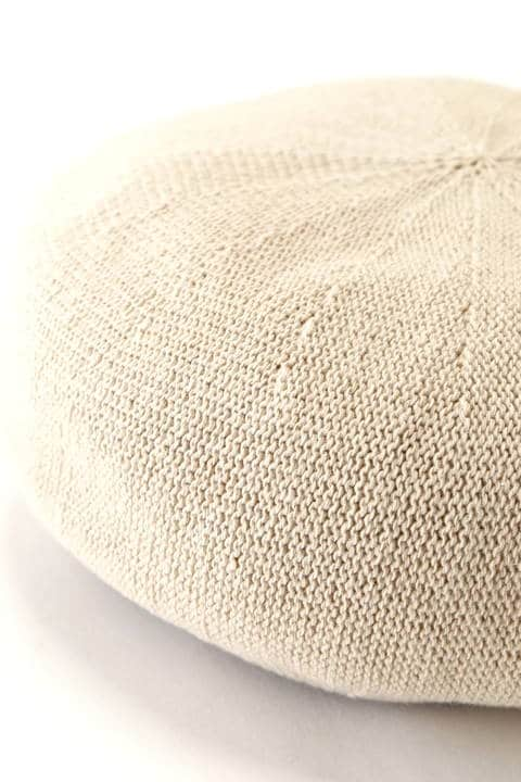 サマーベレー帽