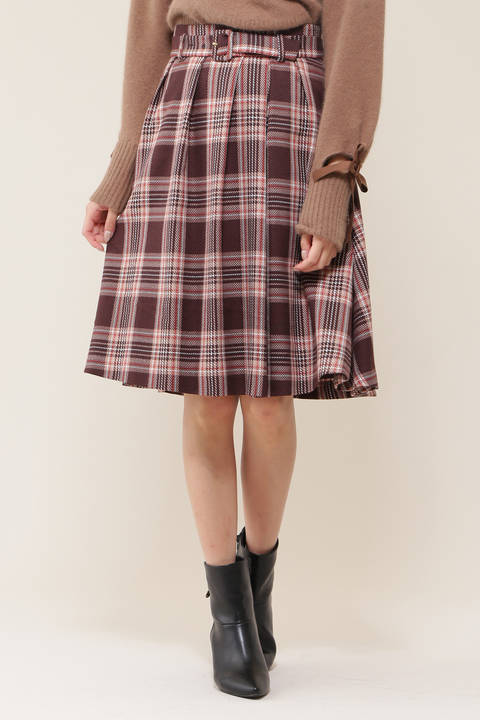 T/Rタータンスカート