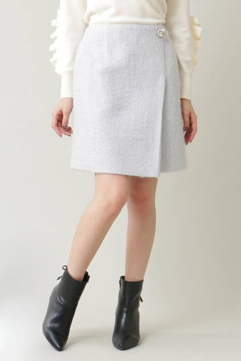 シープタッチシャギースカート