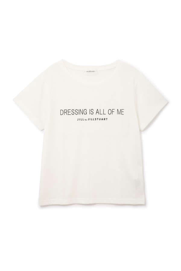 ロゴTシャツジャンスカセット