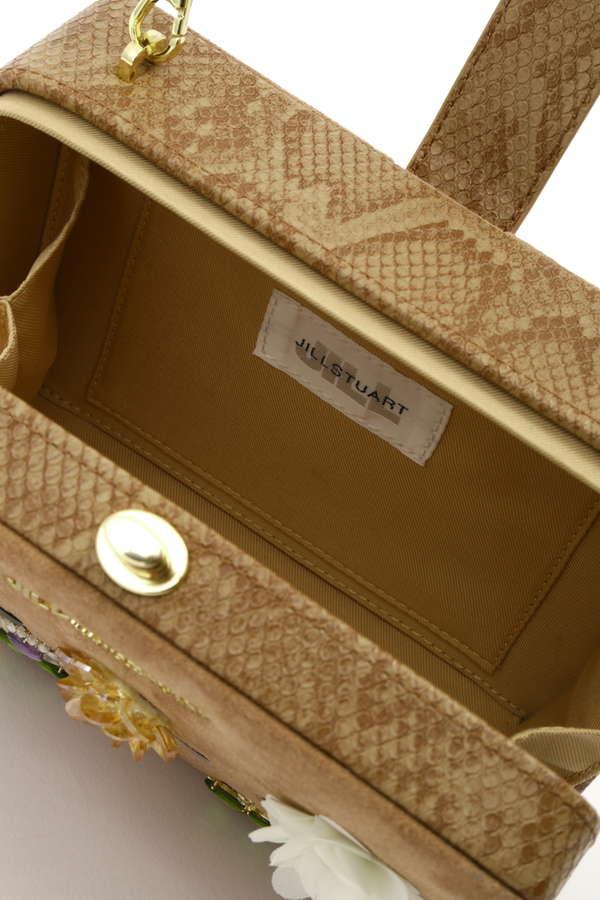 【Sweet 11月号掲載】ヴィンテージブルームボックスショルダーバッグ